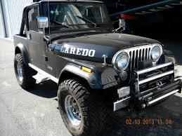 cj jeep for sale 1985 jeep cj7 laredo black on black completely redone for sale in