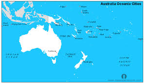 australia map of cities free australia and oceania cities map cities map of australia
