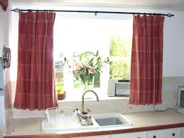 curtains kitchen window ideas the sink kitchen curtains cjphotography me