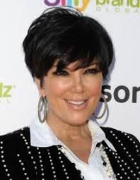 kris jenner haircut side view kris jenner calls daughter kim s sex tape one of the most