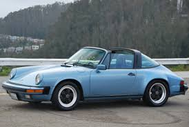 1985 porsche 911 carrera 3 2 targa for sale the motoring enthusiast