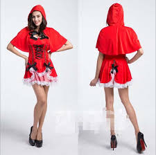 halloween costume red riding hood promotion shop for promotional