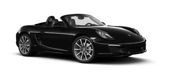 porsche black porsche boxster colours guide and prices carwow