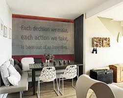 ideas for dining room walls dining room wall decor with creative ideas fixcounter com home