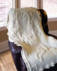 Wedding Gift Knitting Patterns Cable Afghan Knitting Patterns Afghans Knitting Patterns And