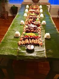 Filipino Christmas Party Themes Filipino Boodle Fight Spread My Kitchen Pinterest Filipino