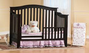 Crib Convertible To Toddler Bed Practical Crib That Turns Into Toddler Bed Foster Catena Beds