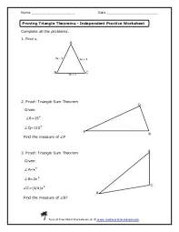 triangle inequalities worksheet 28 templates triangle