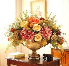 artificial flowers for home decoration silk flowers for home decor fijc info