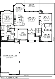 remarkable l shaped house plans with attached garage roomhouse by
