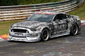 mustang modified 2017 roush introduces upgrade kits for 2015 ford mustang