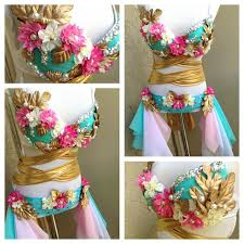Moon Goddess Fairy Monokini Bra Cosplay Dance Costume Rave Bra by 1293 Best Dress Me Up In The Things Images On Pinterest