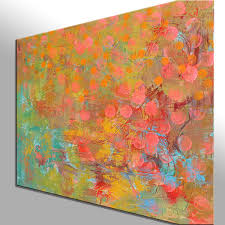 Large Artwork For Wall by Original Painting Living Room Wall Art Abstract Painting Large