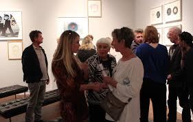 we love rauschenberg bob rauschenberg gallery director jade dellinger artswfl com