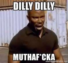 Doakes Meme - dilly dilly muthaf cka james doakes surprise motherfucker meme