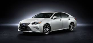 lexus es next generation 2016 lexus es debuts with new look at shanghai auto show