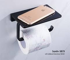 Tissue Holder Modern Toilet Paper Holders Sanliv Bathroom Accessories For