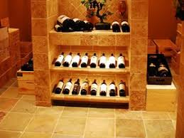 Wine Cellar Floor - design discussions by the pros total flooring inc in homer glen