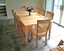 Maple Dining Room Table And Chairs Maple Dining Room Tables 11744 Inside Set Plan 2 Visionexchange Co