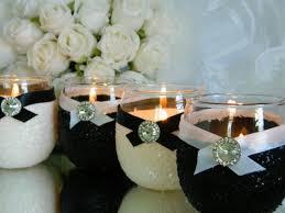 black and white wedding ideas wedding decorations ideas black and white image collections