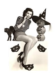 witches u2013 15 vintage photos of hollywood actresses posing in