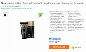 titan gel all health care services rizal philippines brand