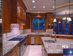 Bright Kitchen Lighting Ideas Lighting Bright Led Kitchen Ceiling Lighting On The Ceiling