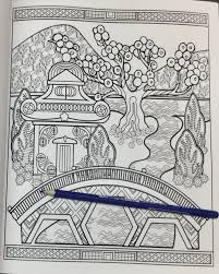 blue willow a coloring book story coloring book review