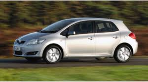 toyota auris used car toyota auris 1 6 2007 review by car magazine
