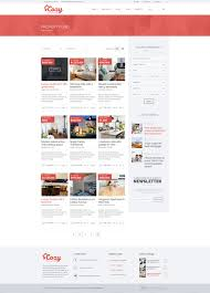 Listing Templates Cozy Responsive Real Estate Html Template By Wiselythemes