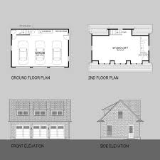 garage with loft floor plans lake george garages shingle style home plans by david neff architect
