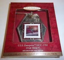 hallmark 2006 uss enterprise trek ornament ebay
