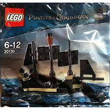 lego des caraibes mini noir pearl jeu de construction 30130