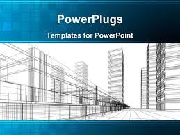 Powerpoint Portfolio Examples Architecture Powerpoint Templates Crystalgraphics