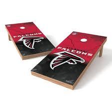 atlanta falcons bags set bag toss boards bean bags game