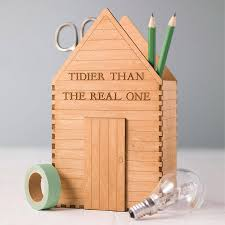 Quirky Desk Accessories by Gifts For The Shed