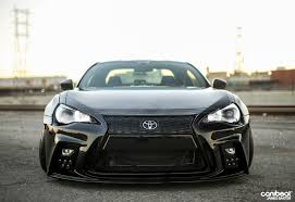 frs with lexus bumper scion frs stanced cars pinterest scion frs scion and toyota
