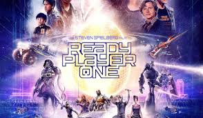 Seeking Uk Air Date The New Ready Player One Poster Is Definitely Better Than The