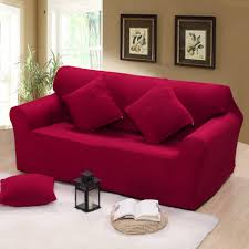 Red Sofa Furniture Online Get Cheap Red Sofa Slipcover Aliexpress Com Alibaba Group
