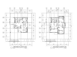 Floor Plan For Two Storey House In The Philippines Sta Isabela A Modern Model House Sta Lucia Homes Best Home