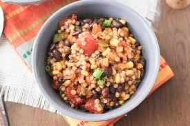tex mex couscous salad bake your day