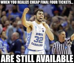 Cheap Meme - ncaa memes cheap final four tickets are still available facebook