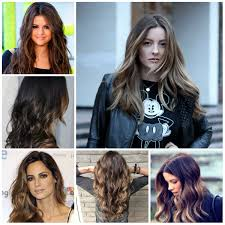 how to lighten dark brown hair to light brown shocking est highlights for dark brown hair new haircuts to try pict