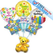 birthday balloon bouquet happy birthday balloons jumbo happy birthday balloon bouquet add