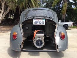 stanced volkswagen beetle vw e rat rod 1964 electric gt