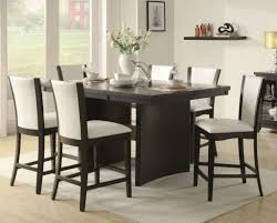 Counter Height Dining Room Chairs High Dining Room Chairs Great Square Counter Height Dining Table