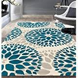 Modern Floral Rugs Floral Area Rugs Runners Pads Home Décor Home