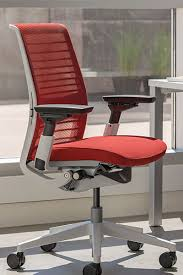 ergonomic office chairs think chair by steelcase waldner u0027s nyc