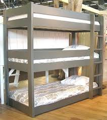3 Tier Bunk Bed 3 Bunk Bed Plans Bunk Bed Bunk Bed Ideas 3 Tier Bunk