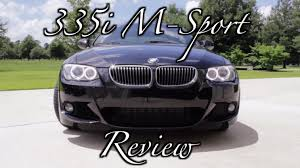 2011 bmw 335i sedan review m possibly bmw 335i m sport review